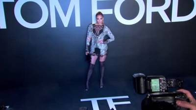 News video: The Hottest Woman In The World Gather In Hollywood For Tom Ford